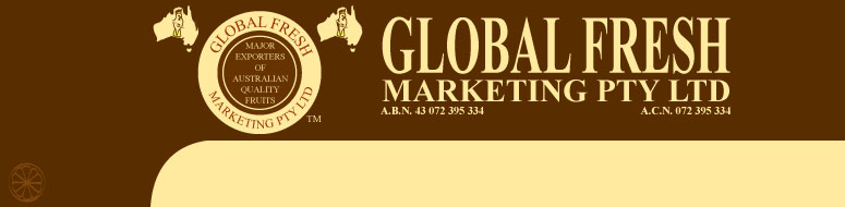 Global Fresh Marketing PTY LTD